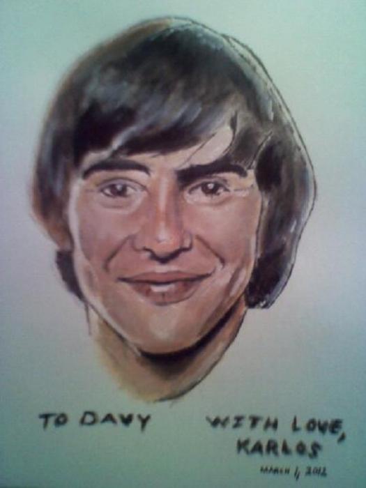 Davy Jones por Karlos1203